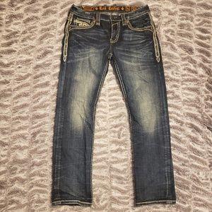 Rock Revival Phamy Straight Jeans